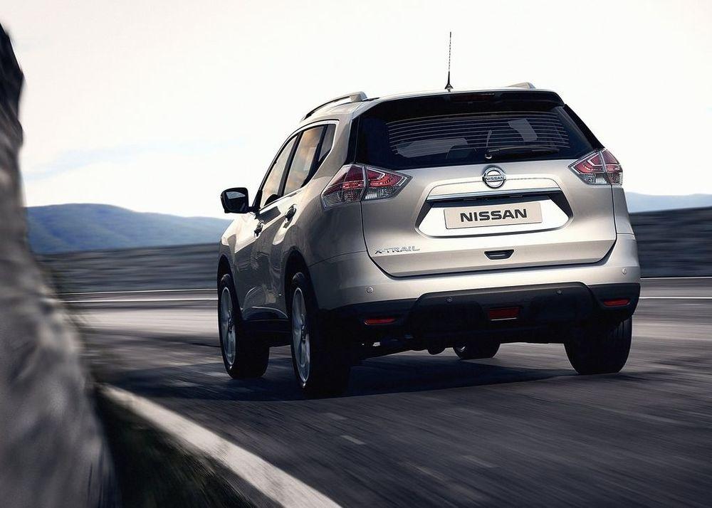 Nissan X-Trail 2017, United Arab Emirates