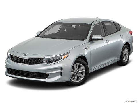 Kia Optima 2017, Saudi Arabia