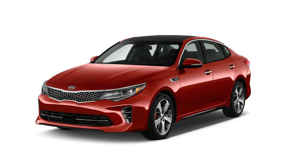 Kia Optima 2017, Kuwait