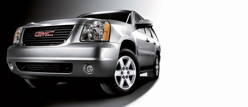 GMC Yukon XL 2012, Saudi Arabia