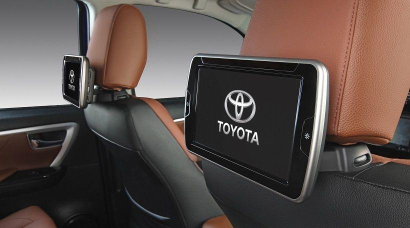 Toyota Fortuner 2017, Egypt