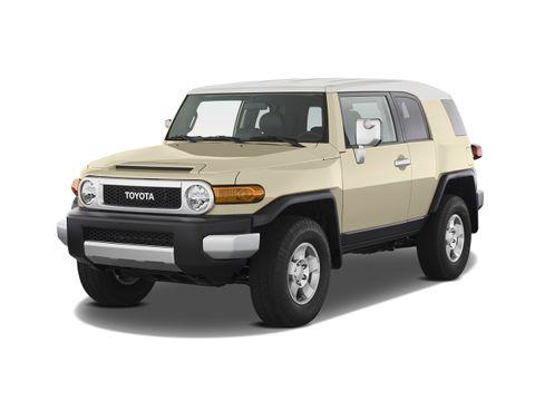 Toyota Fj Cruiser Price In Uae New Toyota Fj Cruiser Photos And