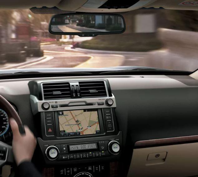 Toyota Land Cruiser Prado 2017, Saudi Arabia