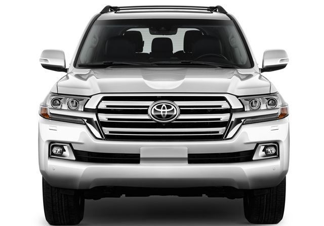 Toyota Land Cruiser 2017, Egypt