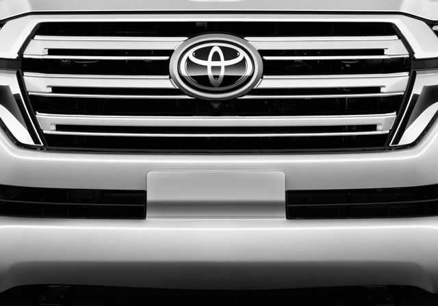 Toyota Land Cruiser 2017, Qatar