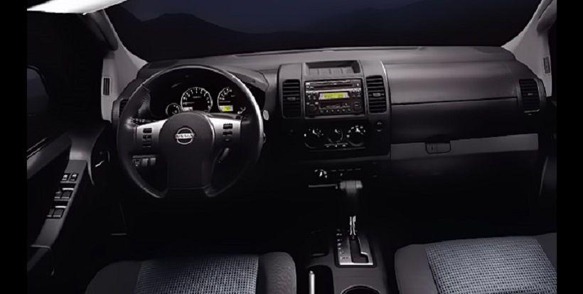 Nissan Xterra 2017, Oman