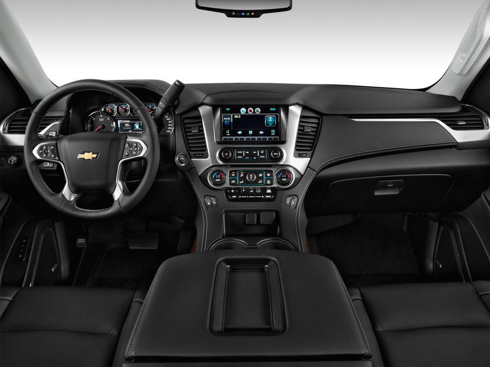 Chevrolet Suburban 2017, Saudi Arabia
