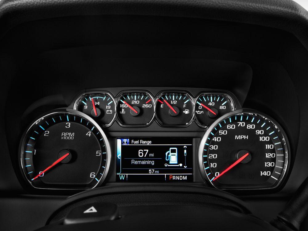 Chevrolet Suburban 2017, Qatar