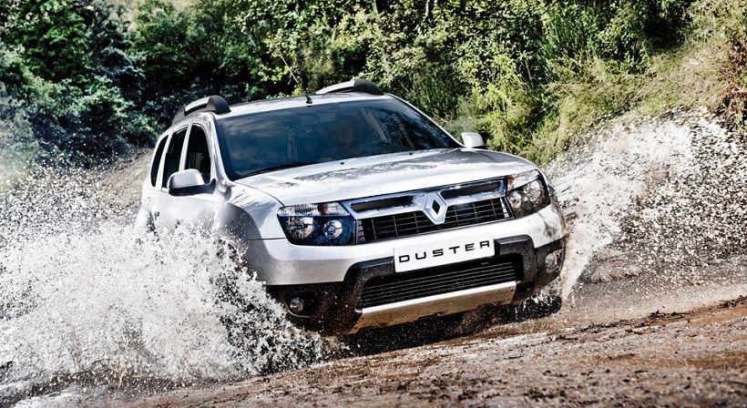 Renault Duster 2017, Saudi Arabia