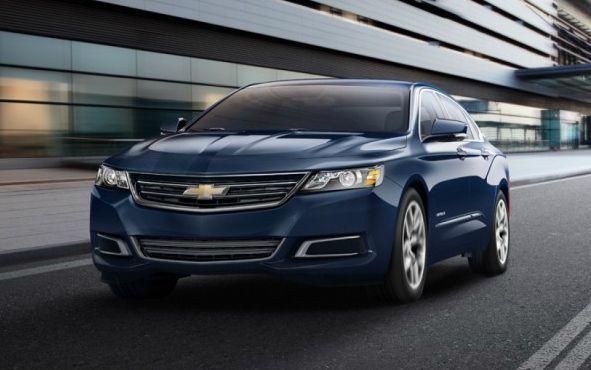 Chevrolet Impala 2017, United Arab Emirates