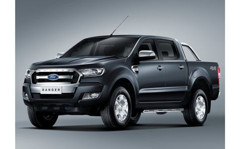 Ford Ranger 2017 3 2l Wild Trak 4x4 In Uae New Car Prices Specs