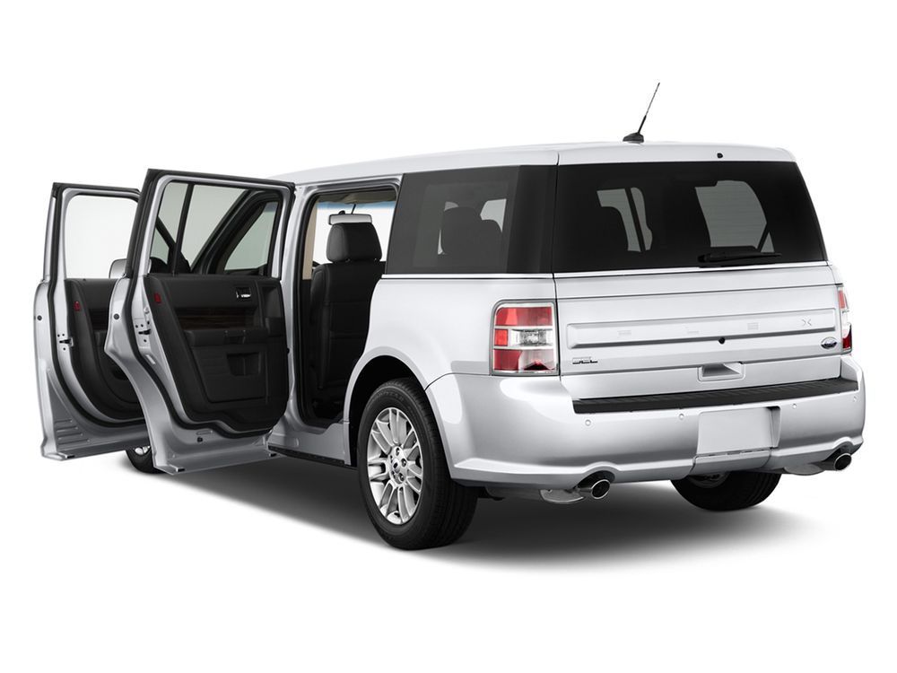 Ford Flex 2017, Bahrain