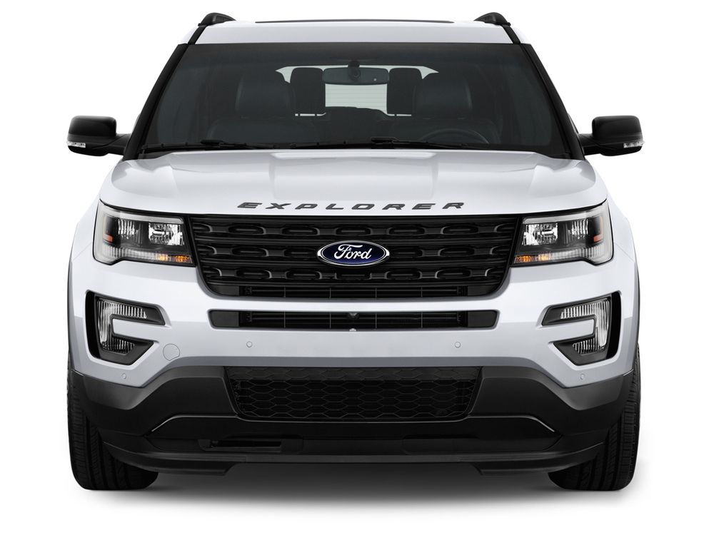 Ford Explorer 2017, Kuwait