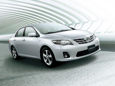 Toyota Corolla 2012, Bahrain
