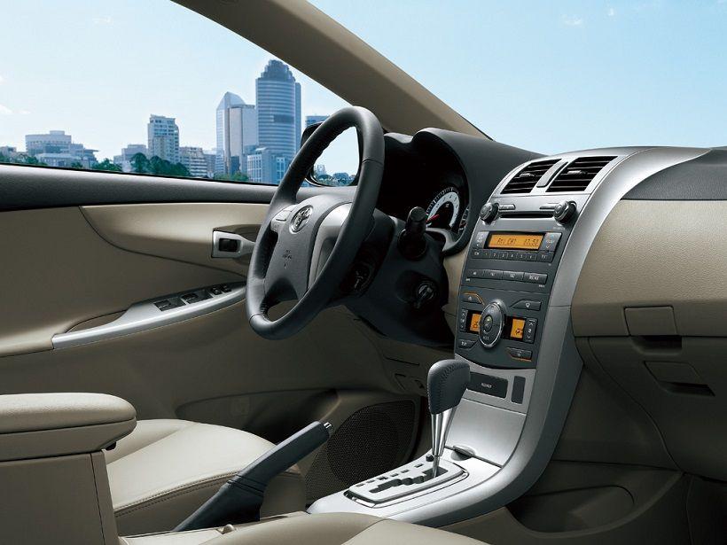 Toyota Corolla 2012, Saudi Arabia