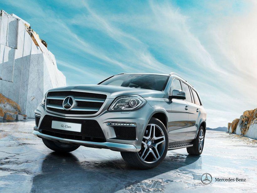 Mercedes-Benz GLS 2017, Qatar