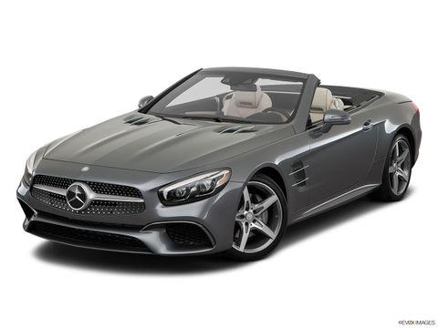 Mercedes-Benz SL-Class 2017, Saudi Arabia