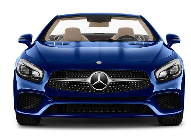 Mercedes-Benz SL-Class 2017, United Arab Emirates
