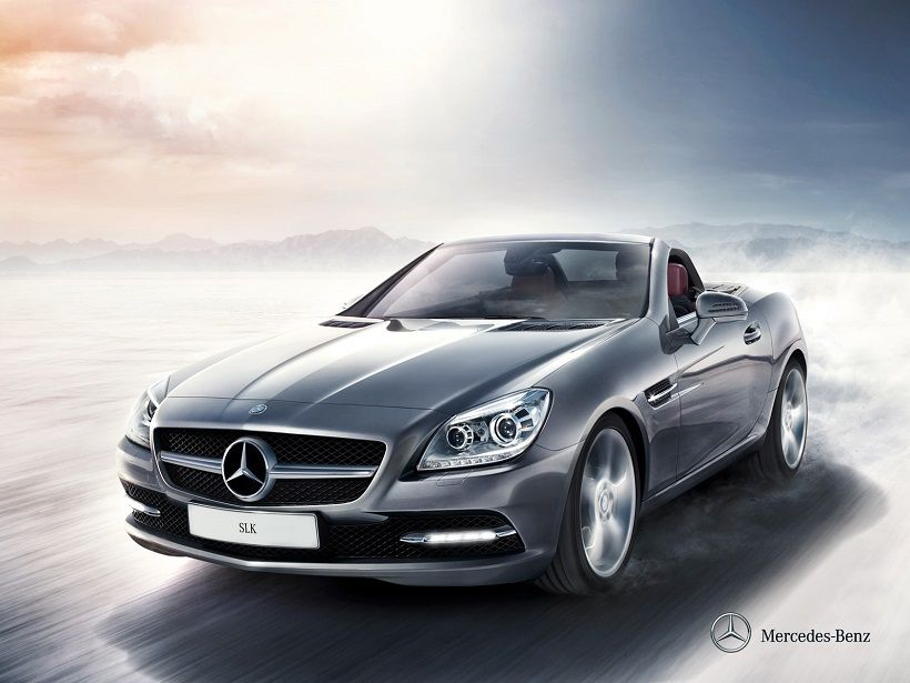 Mercedes-Benz SLK-Class 2017, United Arab Emirates