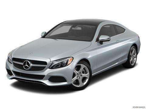 Mercedes-Benz C-Class Coupe 2017, Oman
