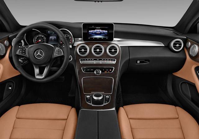 Mercedes-Benz C-Class Coupe 2017, Bahrain