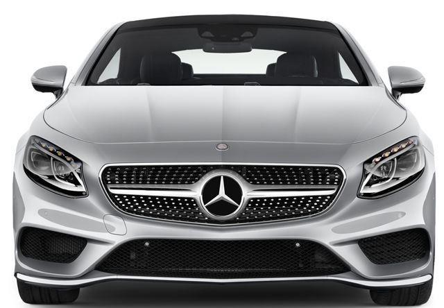 Mercedes-Benz S-Class Coupe 2017, Kuwait