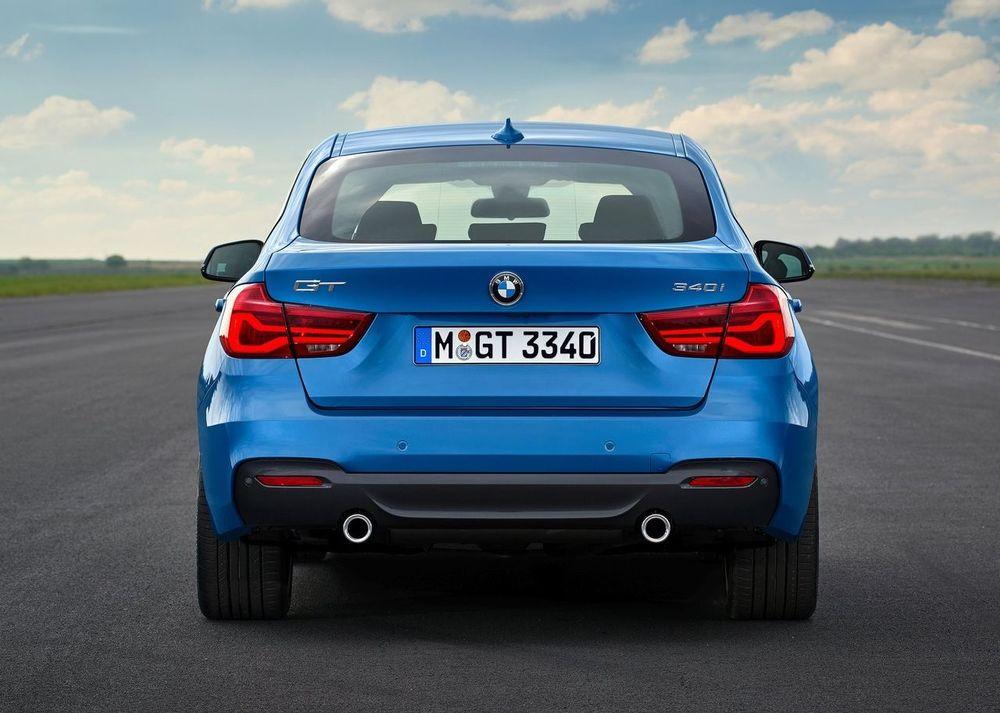 BMW 3 Series Gran Turismo 2017, Egypt