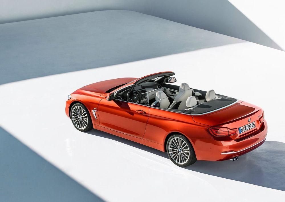 BMW 4 Series Convertible 2017, Bahrain