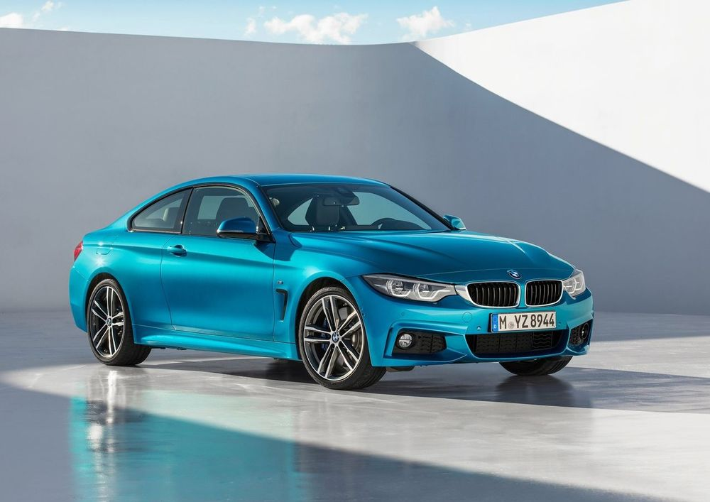 BMW 4 Series Coupe 2017, Oman