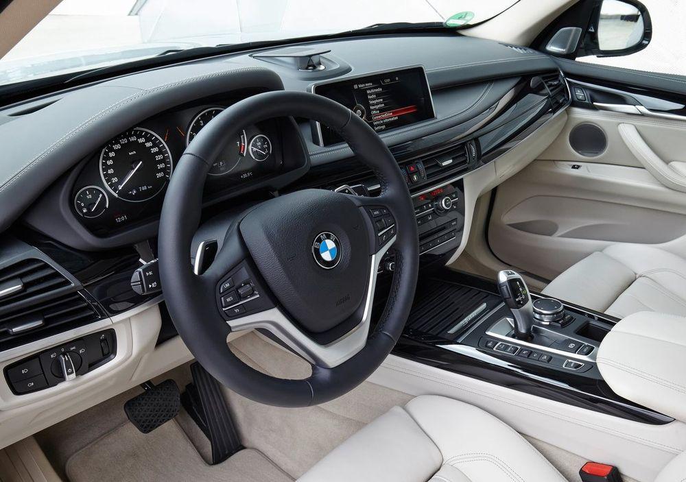 BMW X5 2017, Egypt