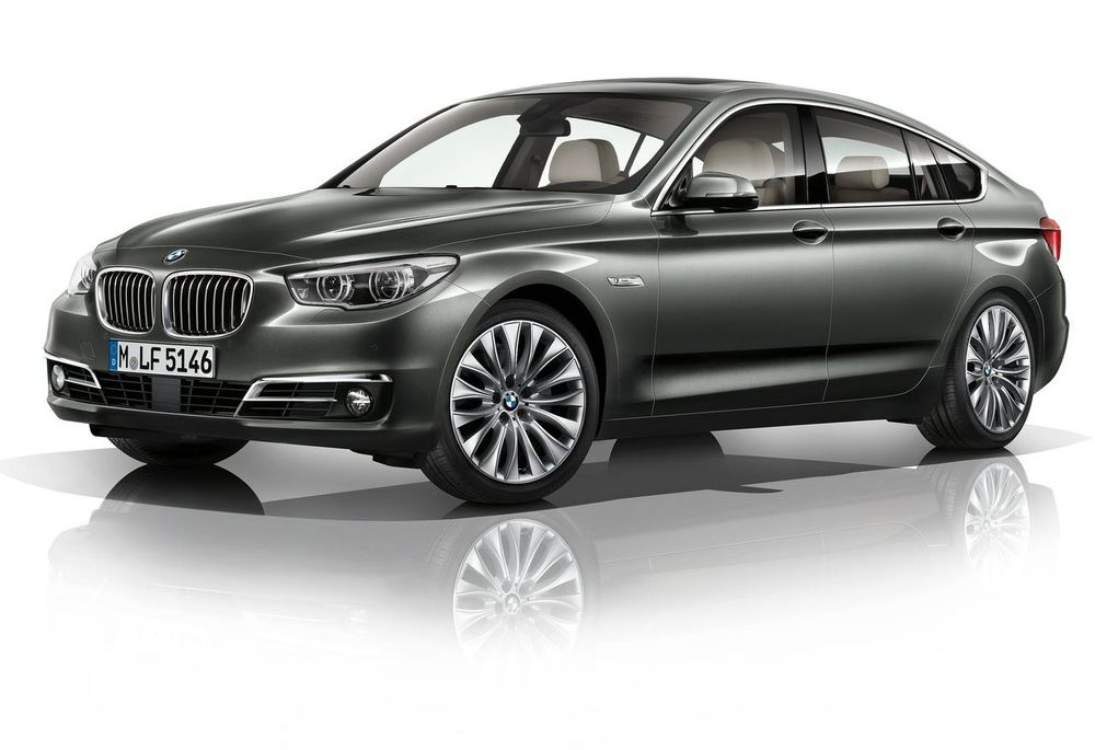 BMW 5 Series Gran Turismo 2017, Egypt