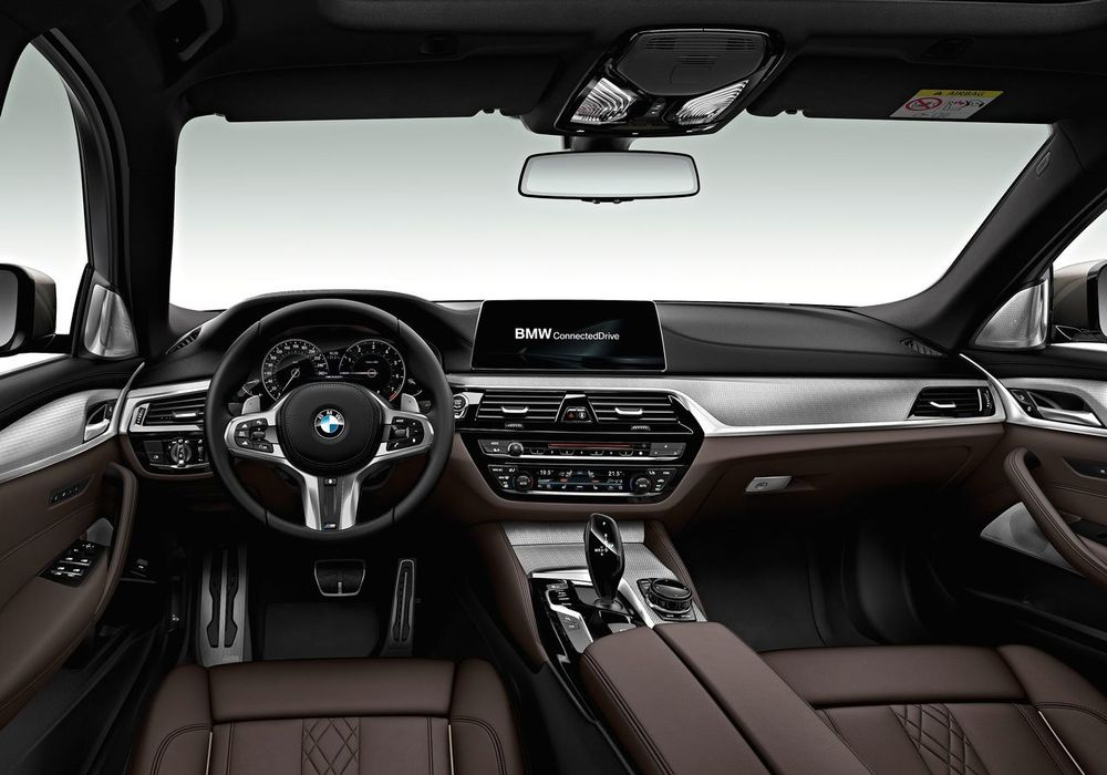 BMW 5 Series 2017, United Arab Emirates