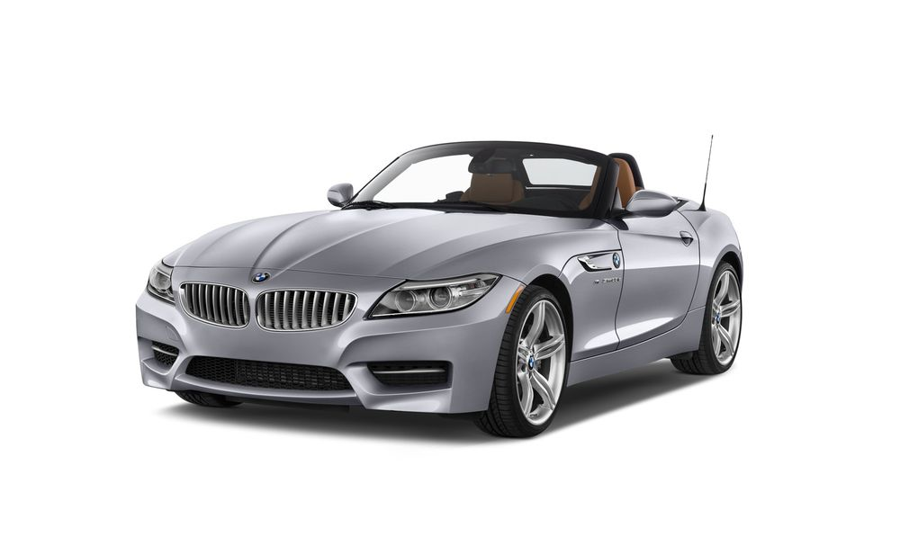 BMW Z4 Roadster 2017, Kuwait