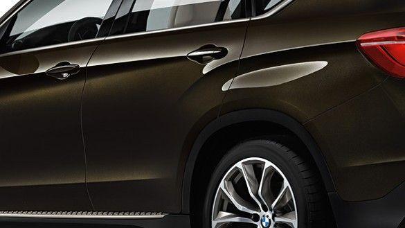 BMW X6 2017, United Arab Emirates