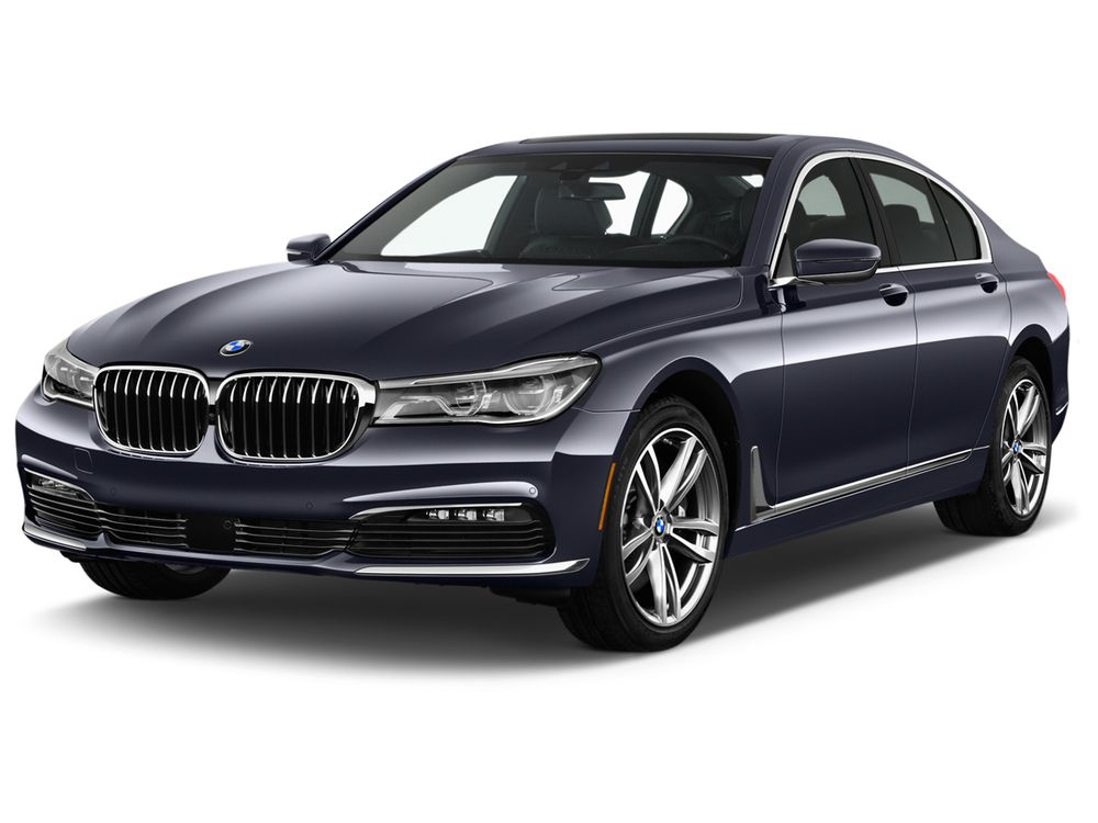 BMW 7 Series 2017, Saudi Arabia