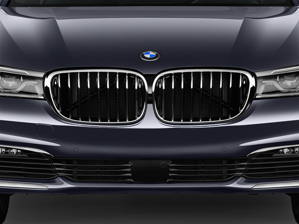 BMW 7 Series 2017, Egypt