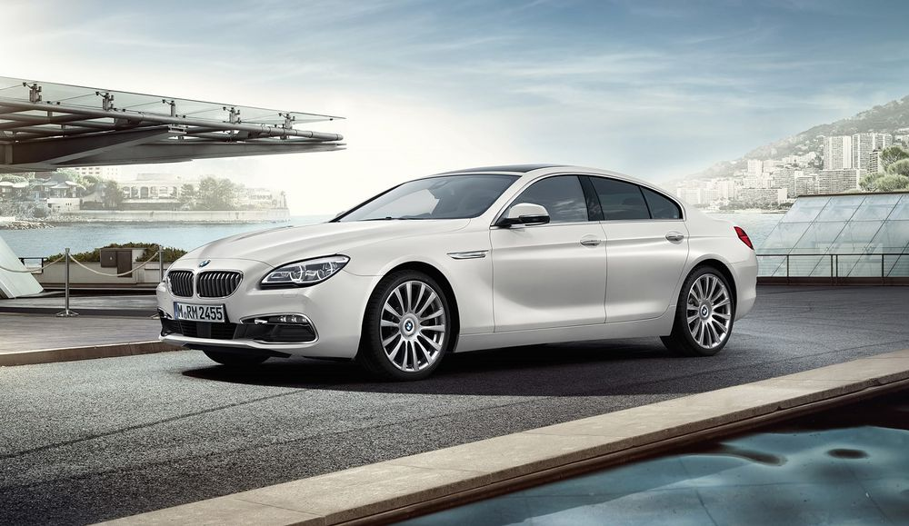 BMW 6 Series Gran Coupe 2017, Saudi Arabia