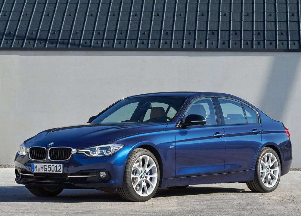BMW 3 Series 2017, Egypt