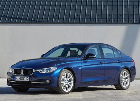 Bmw 3 Series 2017 335i In Uae New Car