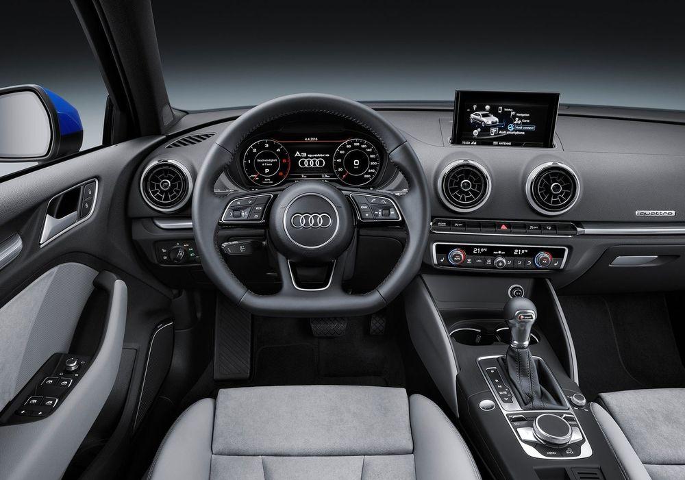 Audi A3 Sedan 2017, Kuwait