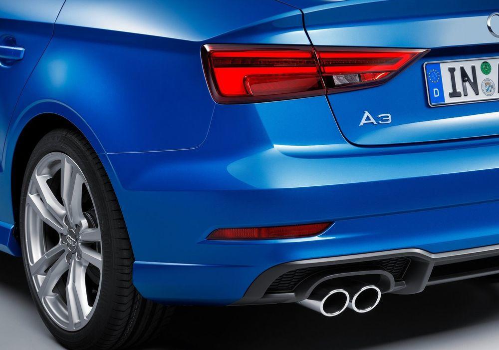 Audi A3 Sedan 2017, United Arab Emirates