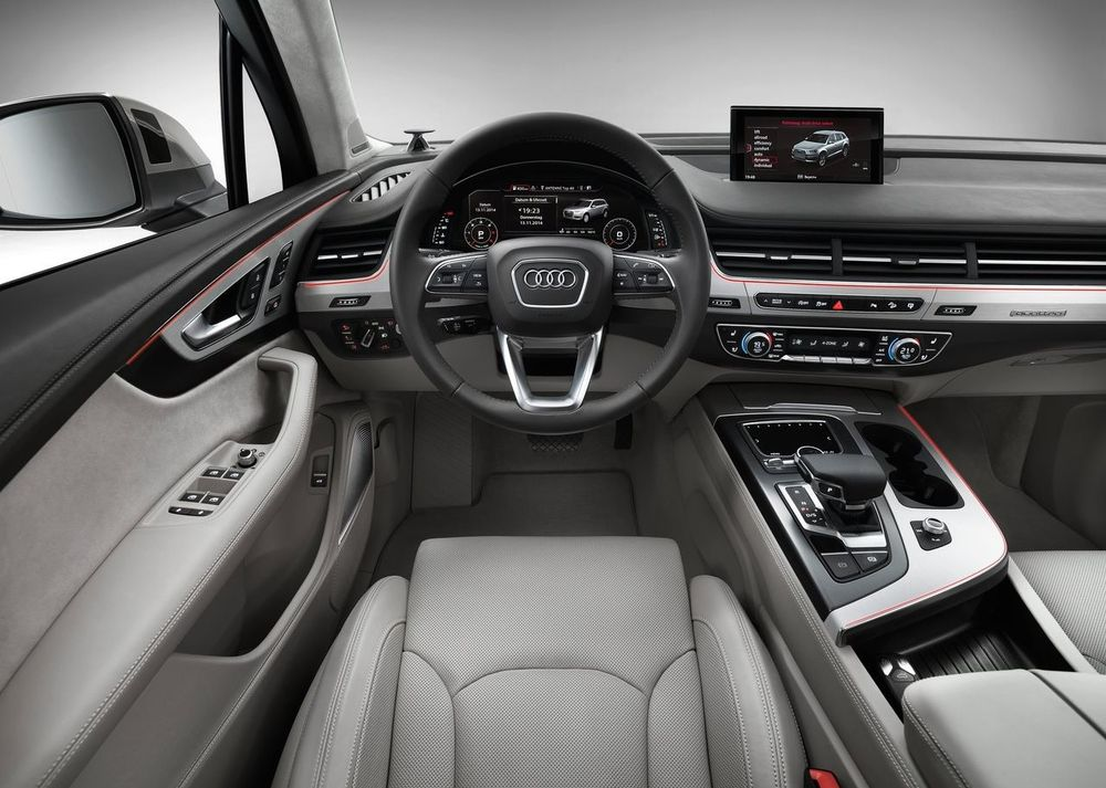 Audi Q7 2017, Kuwait