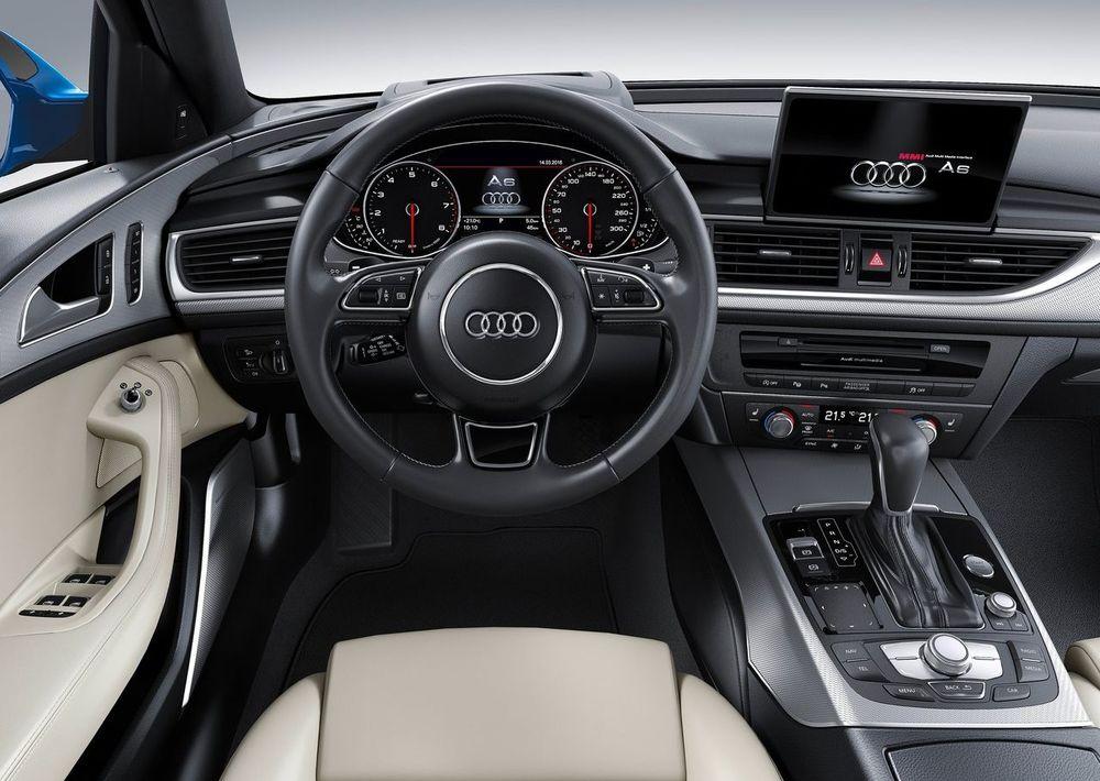 Audi A6 2017, Saudi Arabia