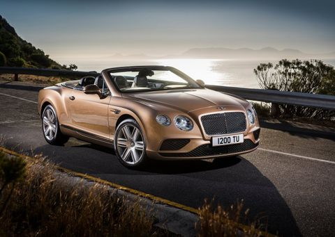 Bentley Continental Gt Convertible 2017 Speed In Uae New Car Prices