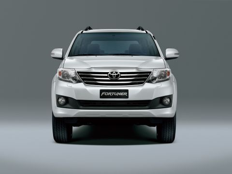 Toyota Fortuner Price in UAE - New Toyota Fortuner Photos ...