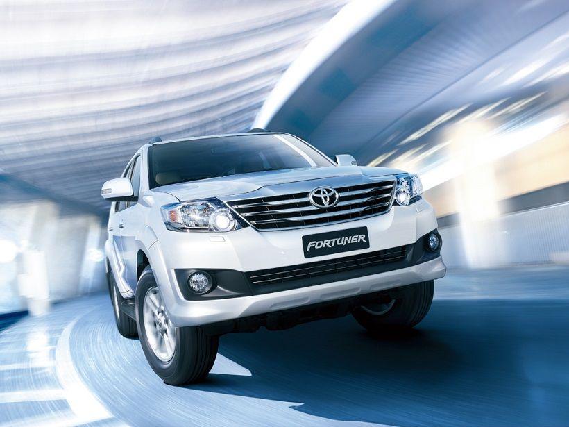 Toyota Fortuner 2012, Egypt
