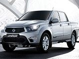SsangYong Actyon Sport 2017, Kuwait