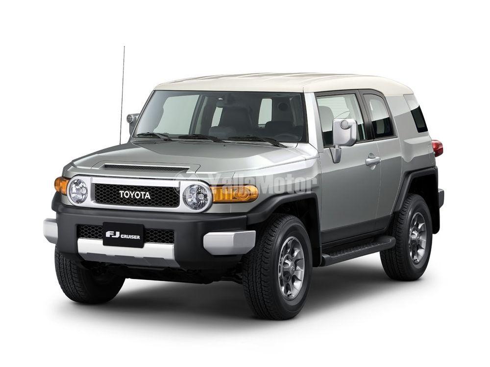 Toyota FJ Cruiser 2012, Saudi Arabia