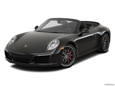Porsche 911 2017, Kuwait
