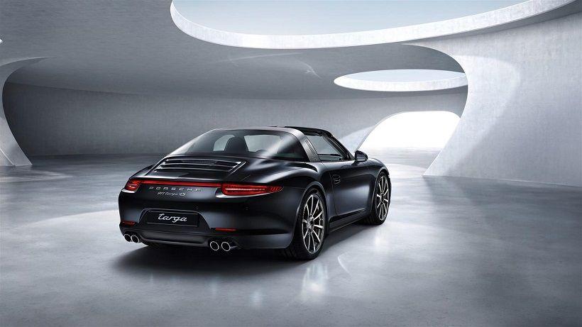 Porsche 911 2017, Bahrain